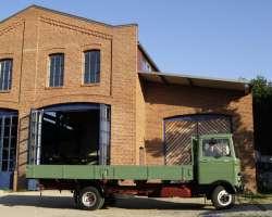 Mercedes Benz LP 608 || JFW Walther - Historische LKW eK